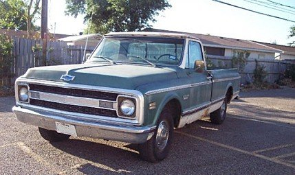 1970 Chevrolet C/K Truck for sale 101026656