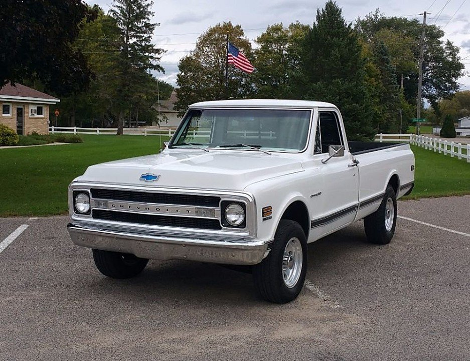 1970 chevrolet c k trucks for sale near silver creek minnesota 55358 autotrader classics. Black Bedroom Furniture Sets. Home Design Ideas