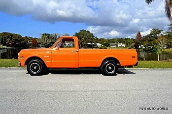 1970 Chevrolet C/K Trucks for sale 100737120