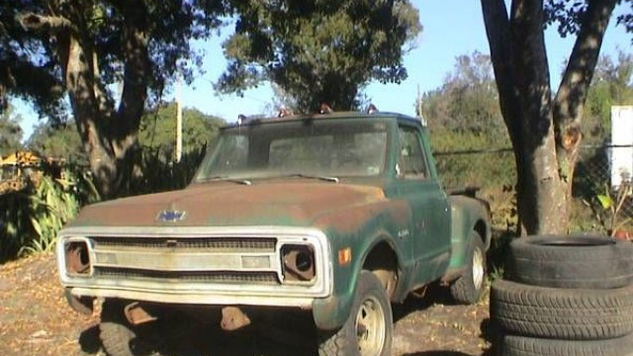 1970 Chevrolet C/K Trucks for sale 100841282