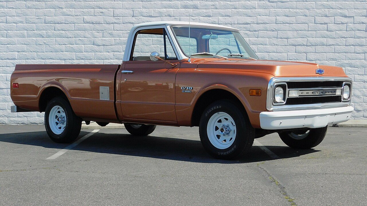 1970 Chevrolet C/K Trucks for sale near Carson, California 90745 ...