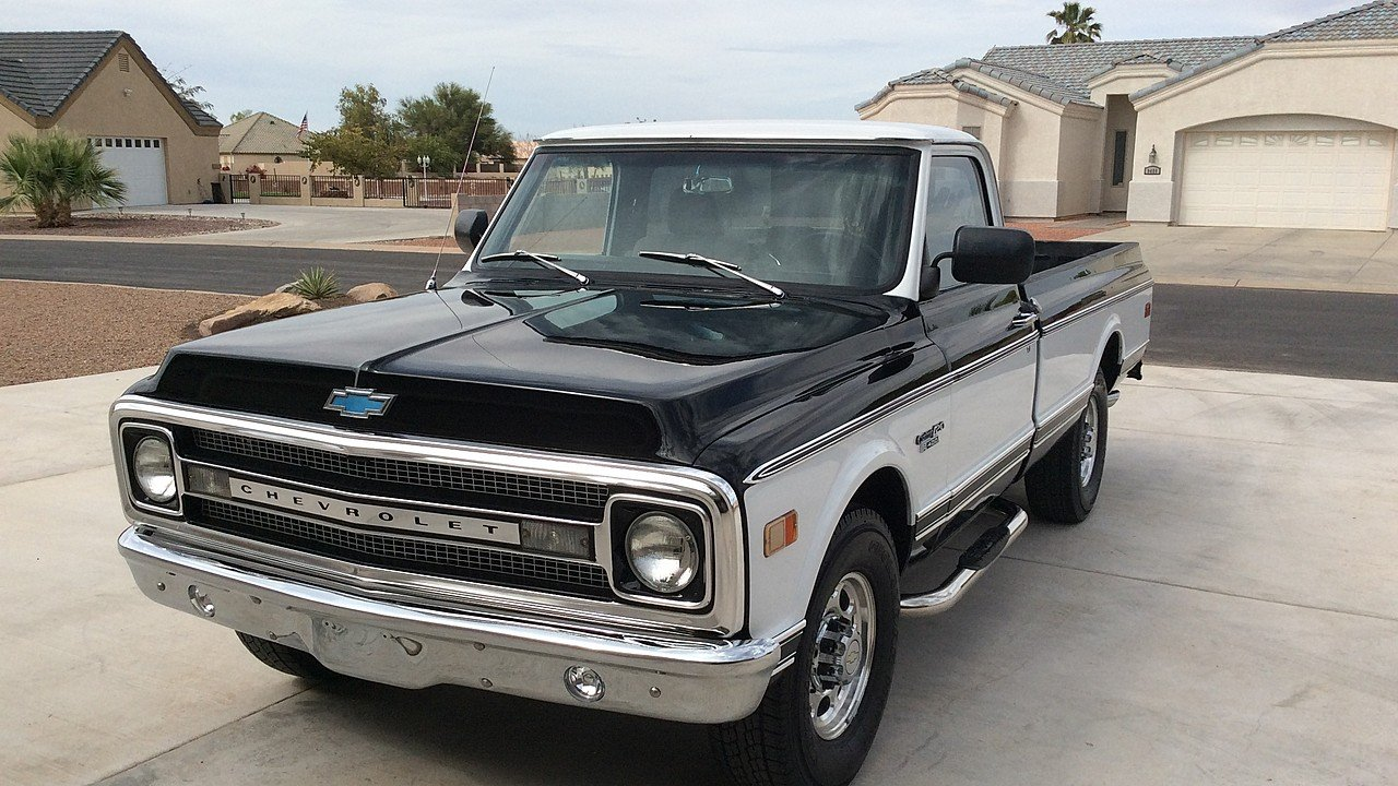 1970 Chevrolet C/K Trucks for sale 100882868