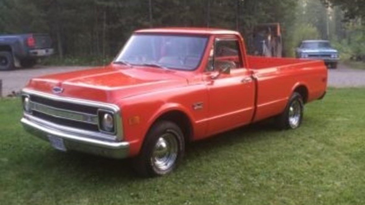 1970 Chevrolet C/K Trucks for sale 100889480
