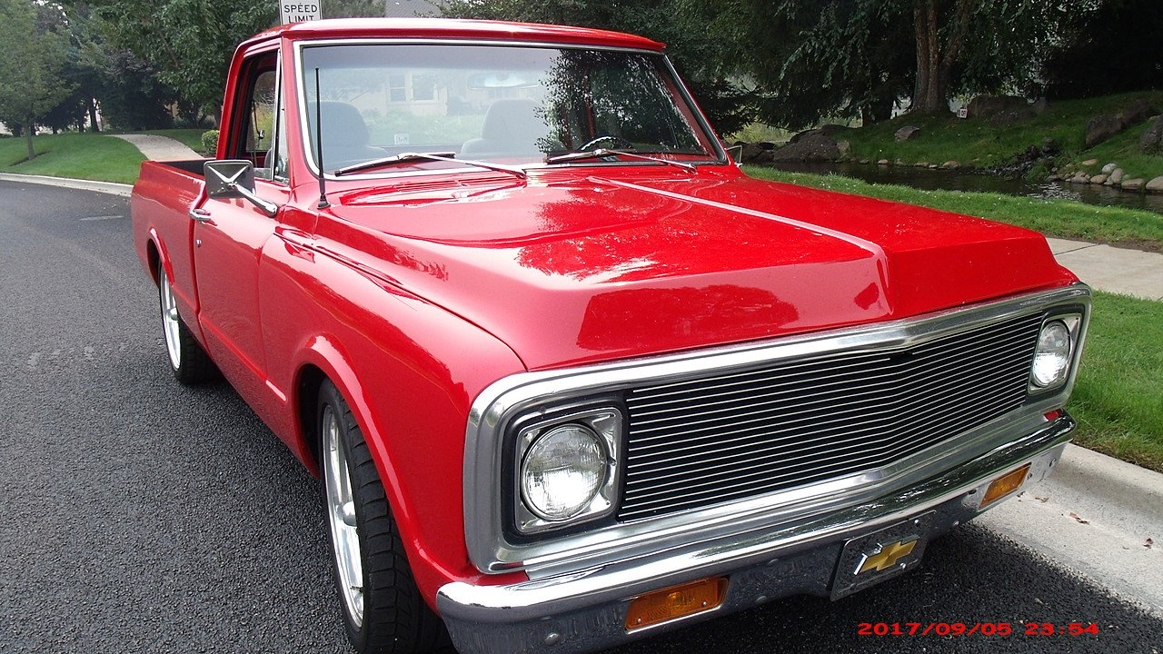 1970 Chevrolet C/K Trucks for sale 100905227
