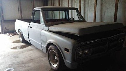 1970 Chevrolet C/K Trucks for sale 100825152