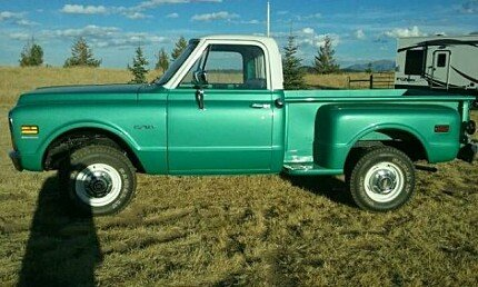 1970 Chevrolet C/K Trucks for sale 100825410