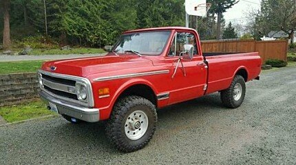 1970 Chevrolet C/K Trucks for sale 100839322