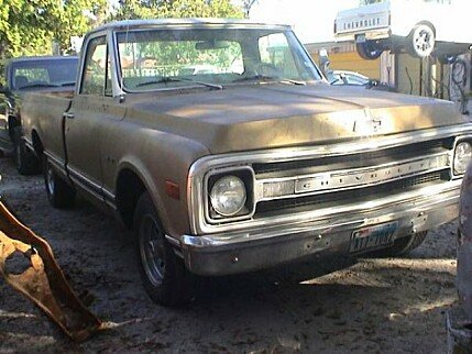 1970 Chevrolet C/K Trucks for sale 100841281