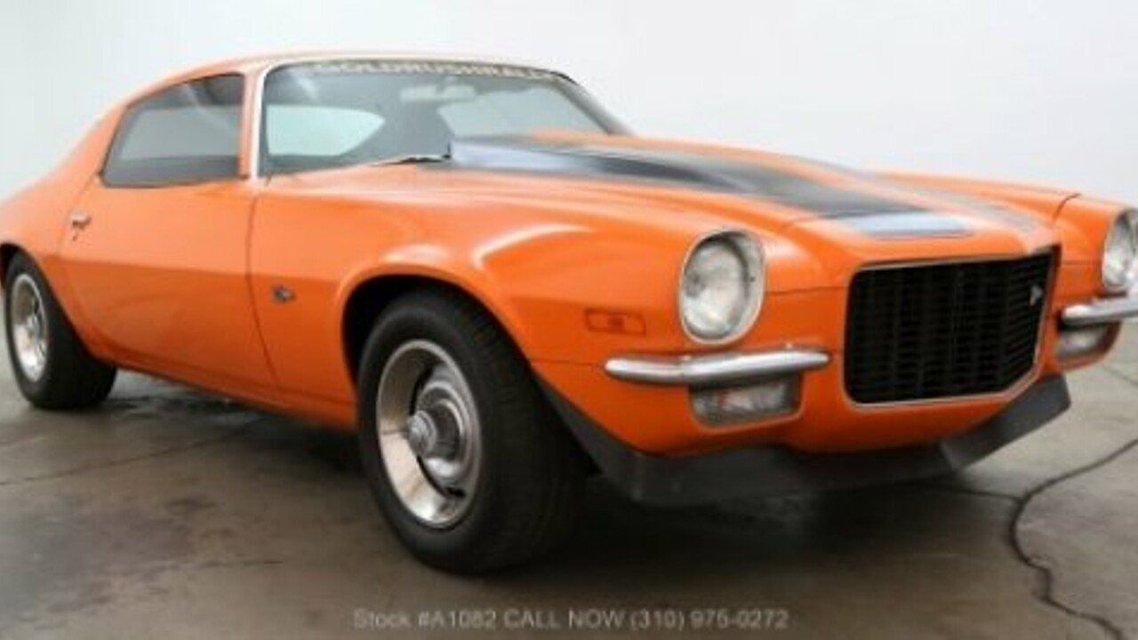 1970 Chevrolet Camaro for sale 100903670