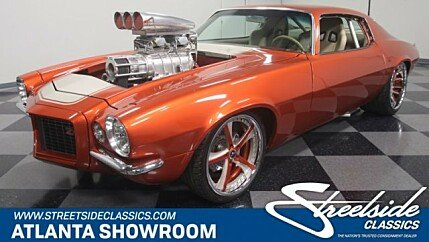 1970 Chevrolet Camaro for sale 100975869
