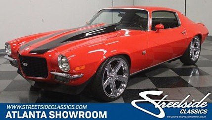 1970 Chevrolet Camaro for sale 100992143