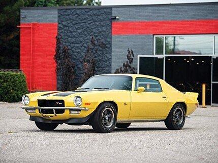 1970 Chevrolet Camaro for sale 101007669