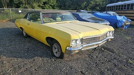 1970 Chevrolet Caprice for sale 100849561