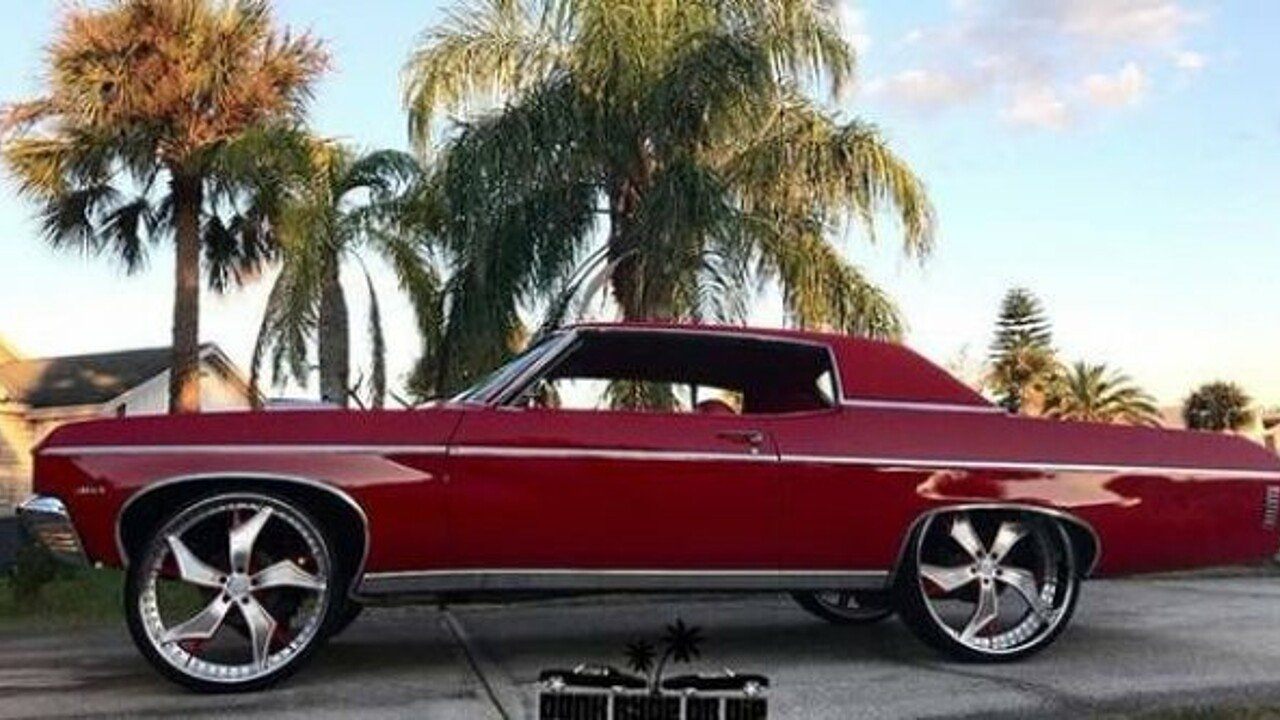 1970 Chevrolet Caprice for sale 100942096