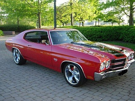 1970 Chevrolet Chevelle for sale 100796558