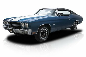 1970 Chevrolet Chevelle for sale 100786490