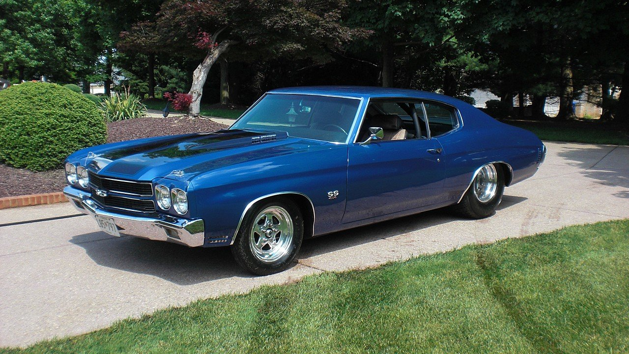1970 Chevrolet Chevelle for sale 100815241