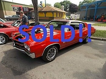 1970 Chevrolet Chevelle for sale 100831732