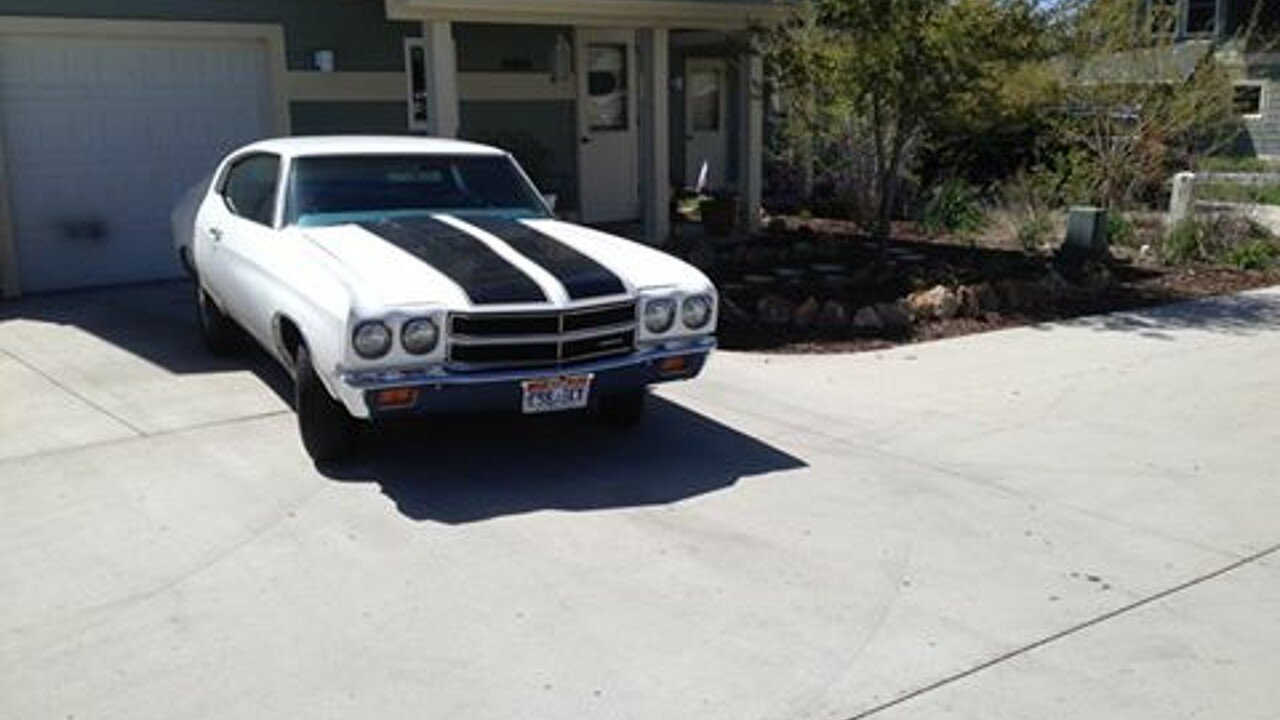 1970 Chevrolet Chevelle for sale 100835363