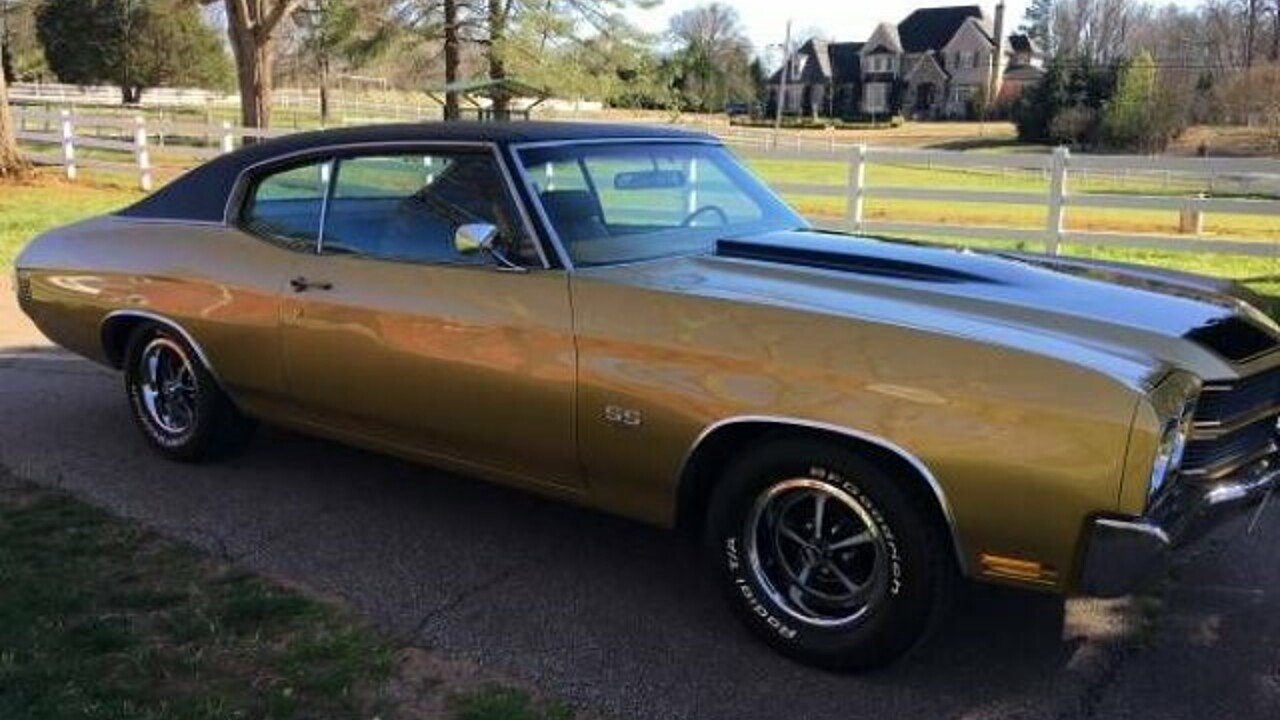 1970 Chevrolet Chevelle SS for sale 100859386