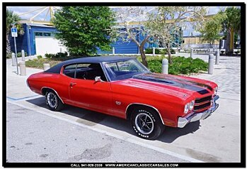 1970 Chevrolet Chevelle for sale 100863540