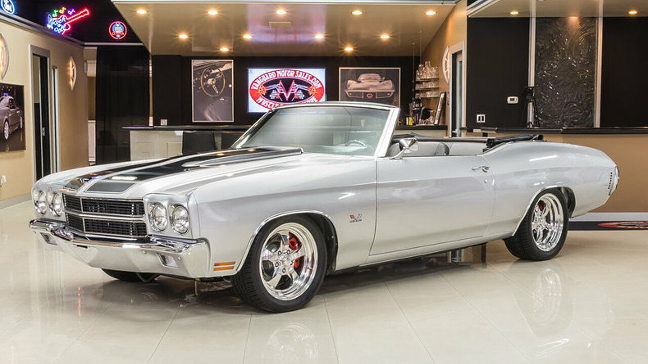 1970 Chevrolet Chevelle for sale 100871134