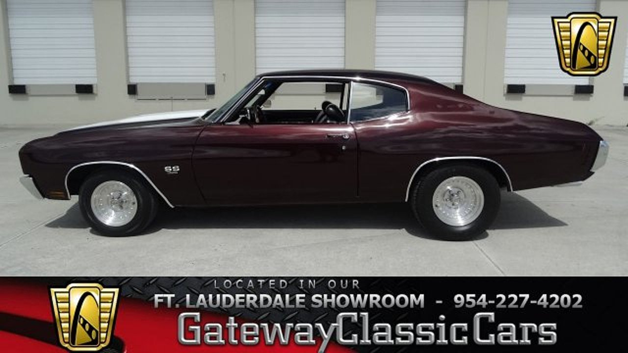 1970 Chevrolet Chevelle for sale 100881949