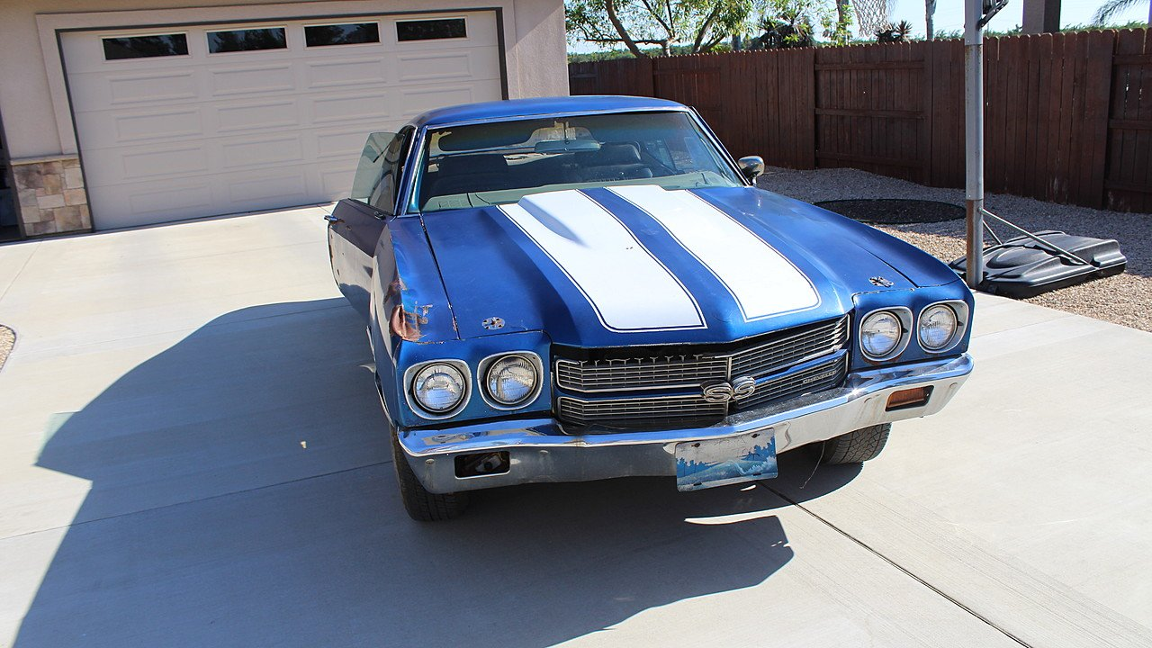 1970 Chevrolet Chevelle for sale 100884465