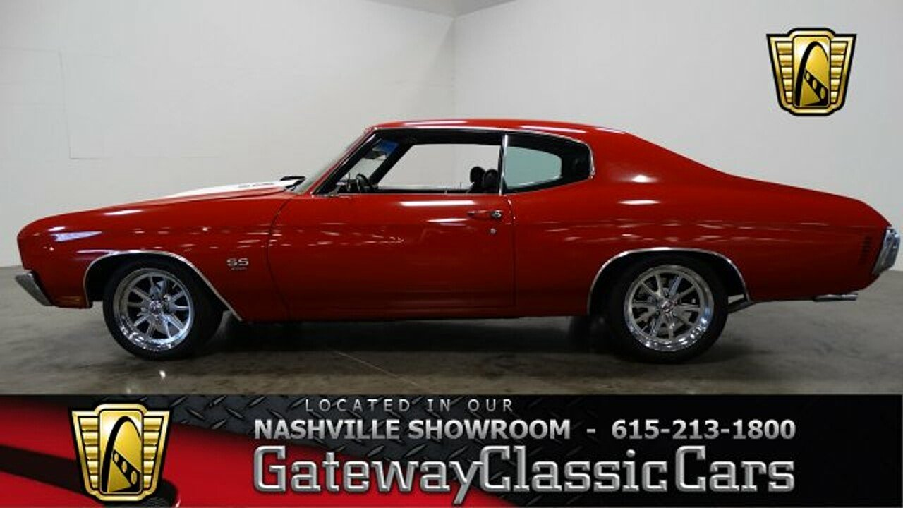 1970 Chevrolet Chevelle for sale 100920003
