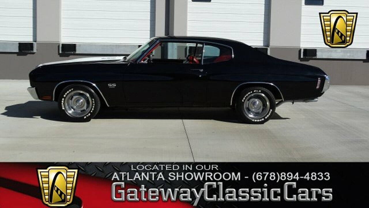 1970 Chevrolet Chevelle for sale 100920192