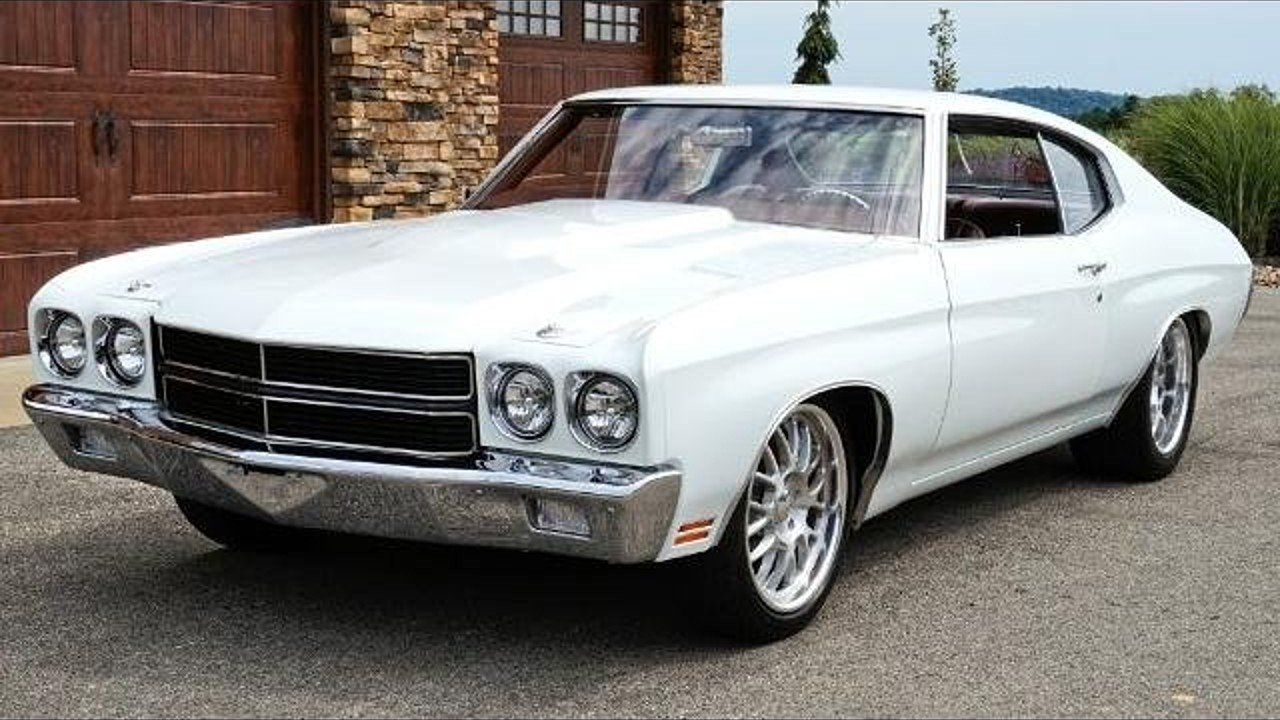1970 Chevrolet Chevelle for sale 100928484