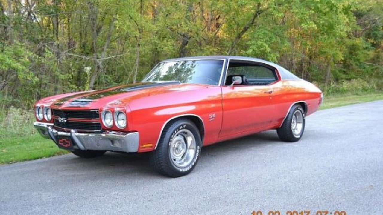 1970 Chevrolet Chevelle for sale 100943065