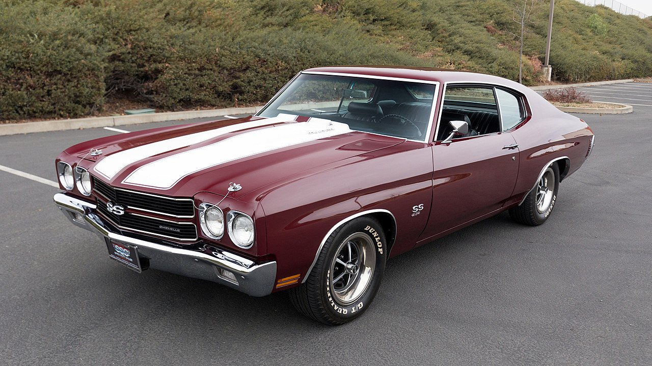 1970 Chevrolet Chevelle for sale 100944631