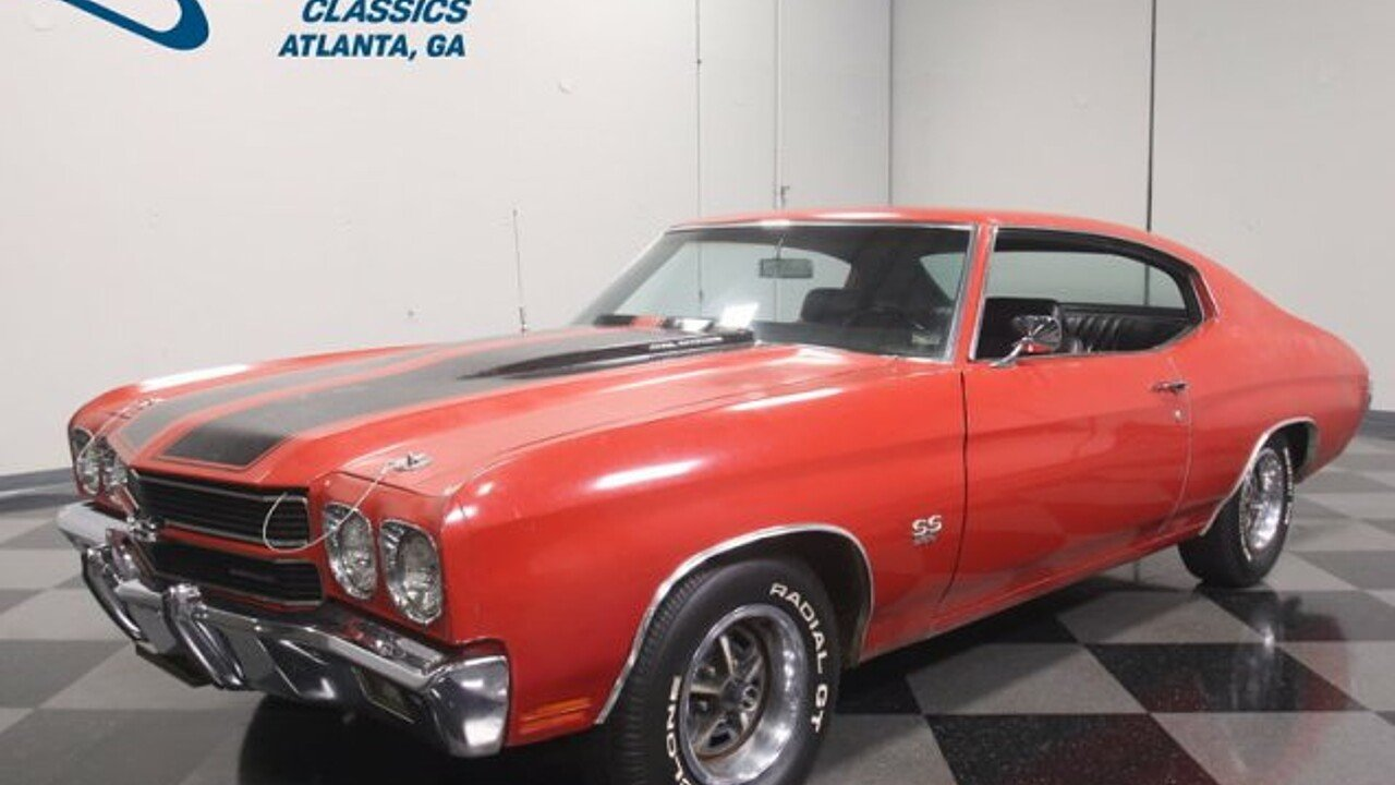 1970 Chevrolet Chevelle for sale 100945565