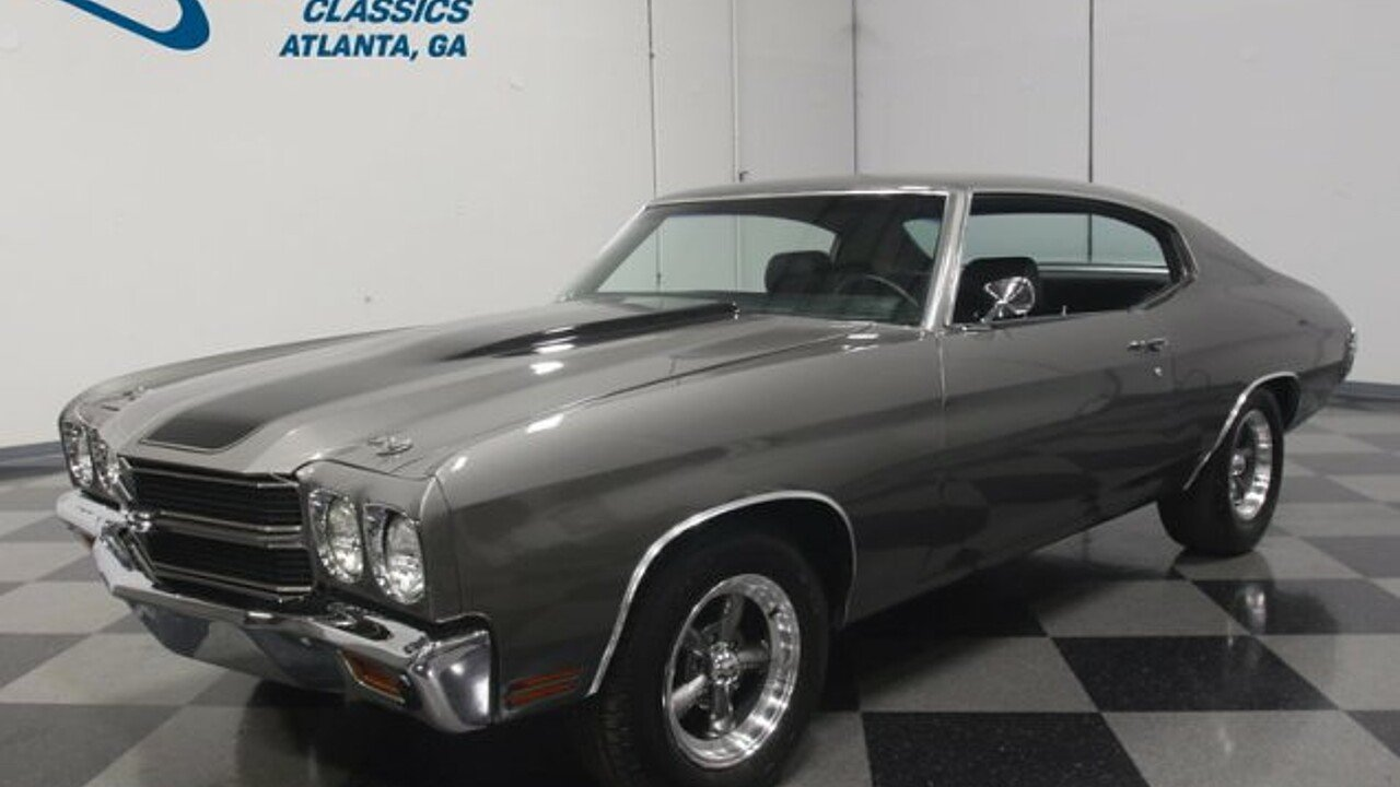 1970 Chevrolet Chevelle for sale near Lithia Springs, Georgia ...
