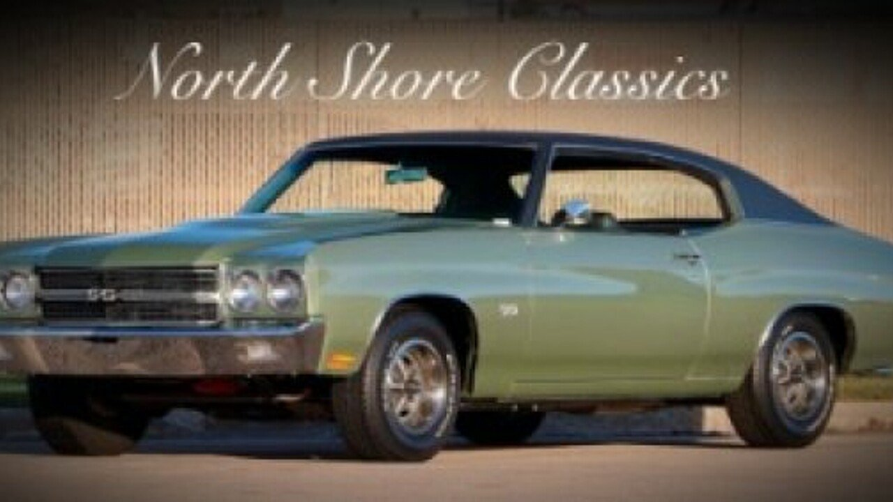 1970 Chevrolet Chevelle for sale 100947438