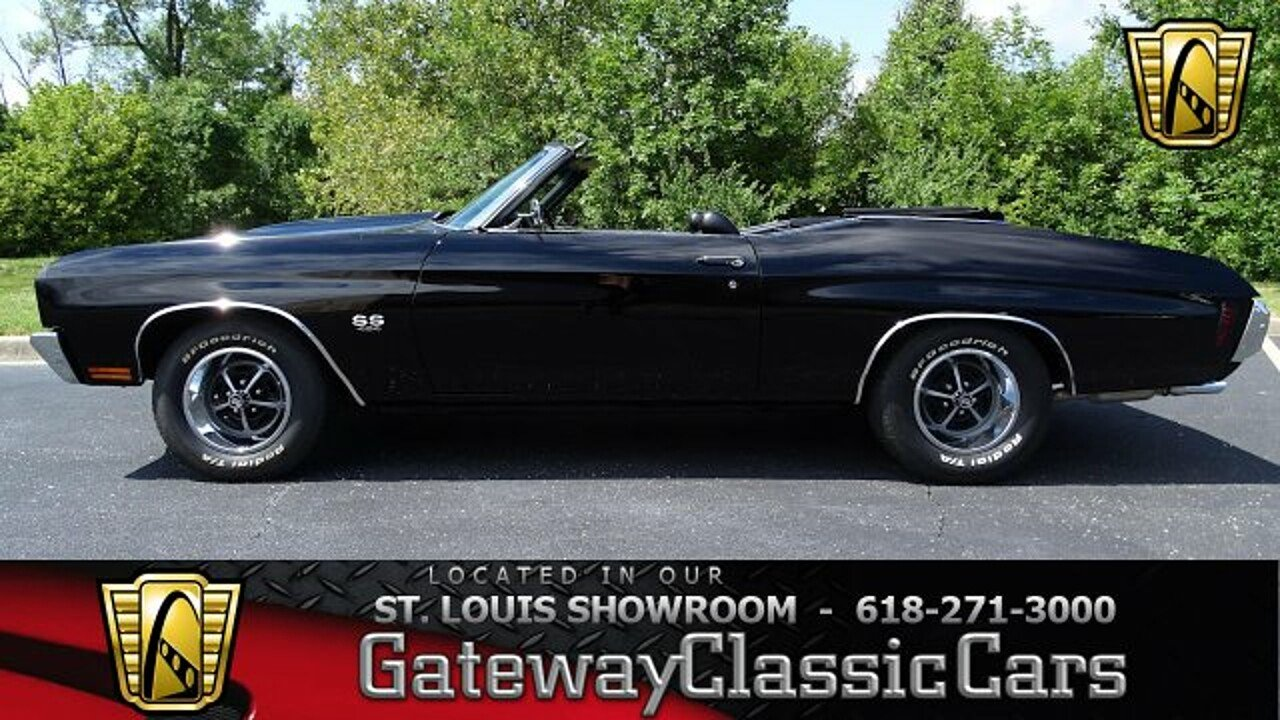 1970 Chevrolet Chevelle for sale 100964504