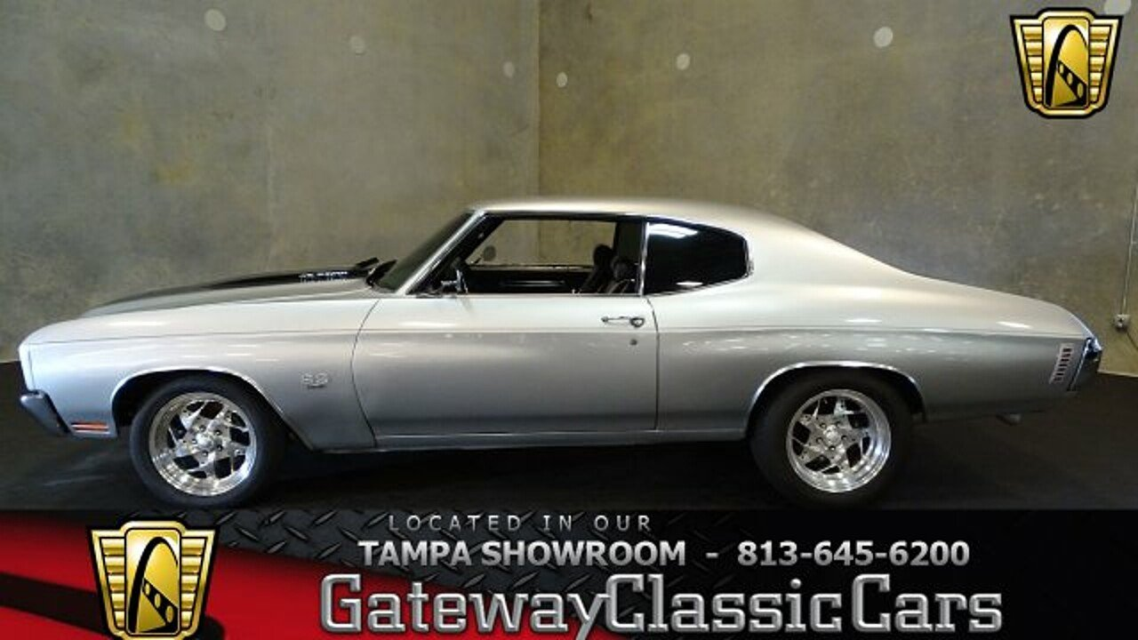 1970 Chevrolet Chevelle for sale 100964571