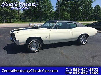 1970 Chevrolet Chevelle SS for sale 100981328