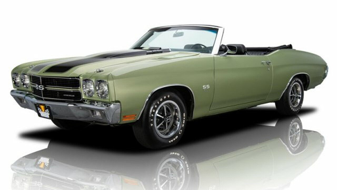 1970 Chevrolet Chevelle for sale 100989617