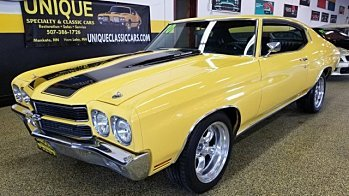 1970 Chevrolet Chevelle for sale 100990048