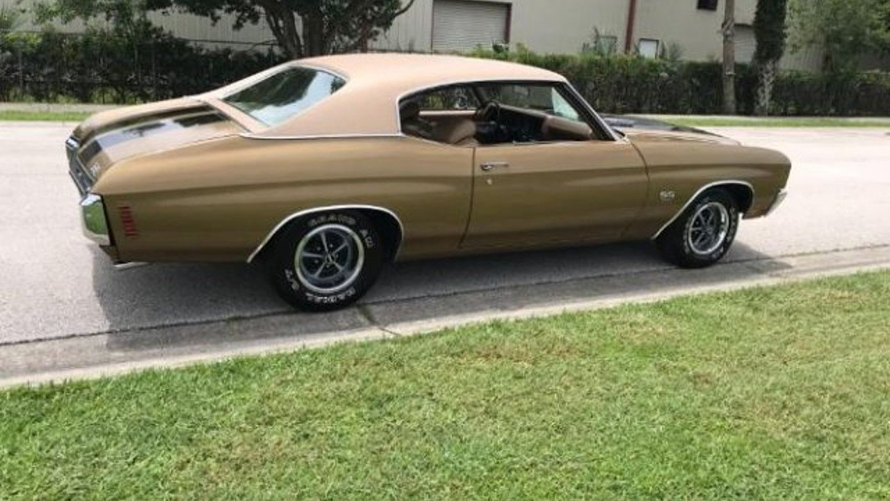 1970 Chevrolet Chevelle for sale 101012709