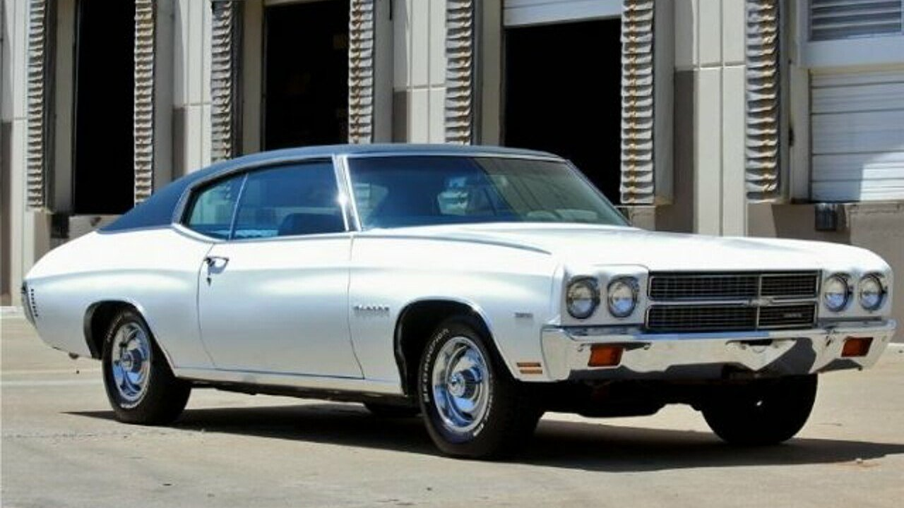 1970 Chevrolet Chevelle for sale 101014524