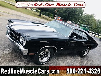 1970 Chevrolet Chevelle SS for sale 101044292