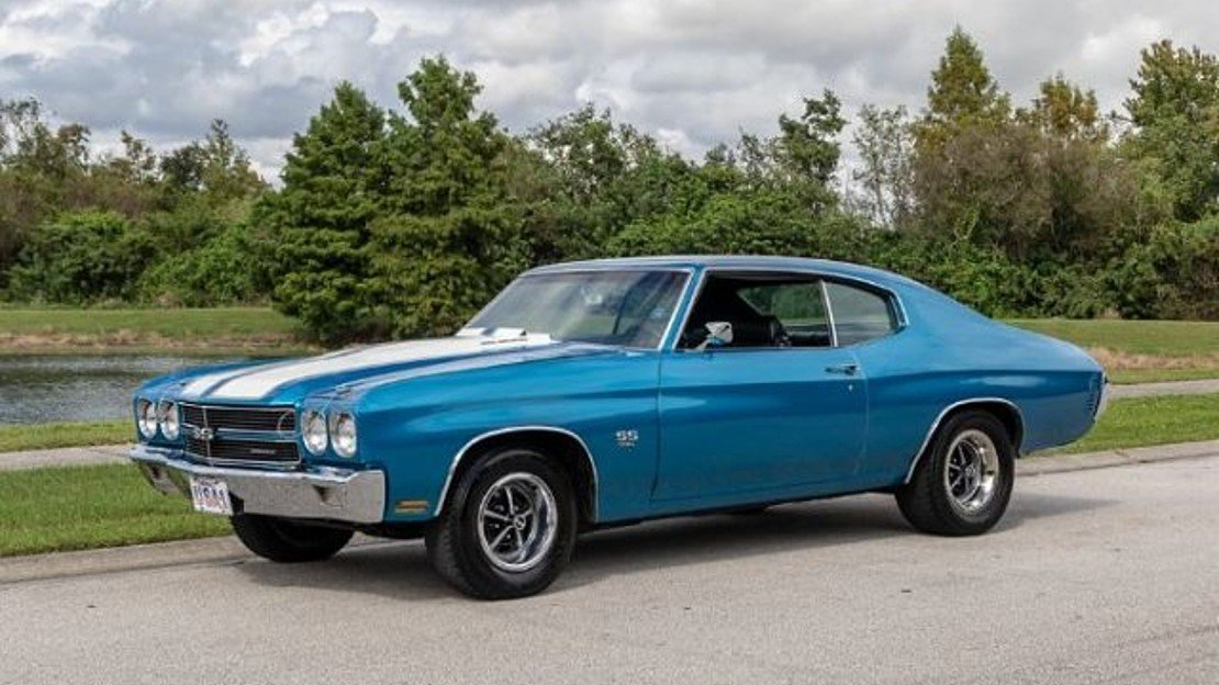 1970 Chevrolet Chevelle SS for sale 101048091