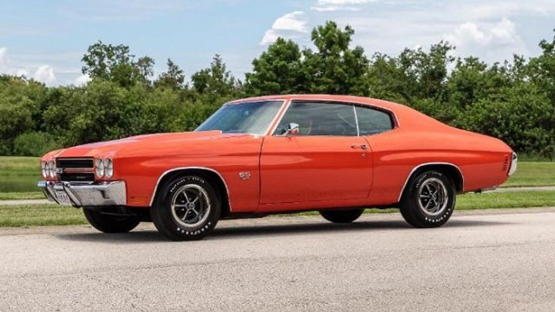 1970 Chevrolet Chevelle SS for sale 101051549