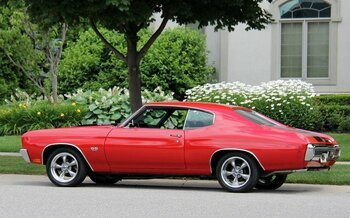1970 Chevrolet Chevelle SS for sale 100979440