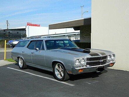 1970 Chevrolet Chevelle for sale 100847989
