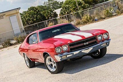 1970 Chevrolet Chevelle for sale 100864334