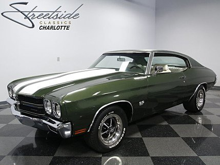 1970 Chevrolet Chevelle for sale 100877254